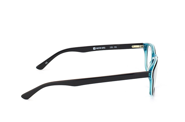 Mister Spex Collection Bellow 1051 001 vue en perpective