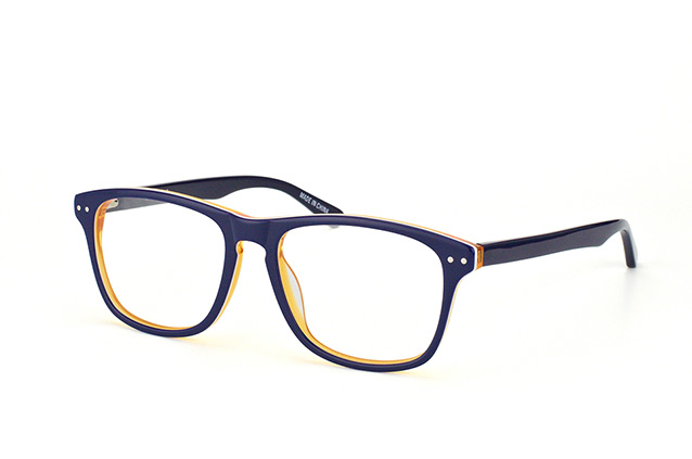 Mister Spex Collection Ginsberg 1050 002 vue en perpective