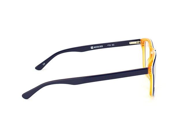 Mister Spex Collection Ginsberg 1050 002 vista en perspectiva