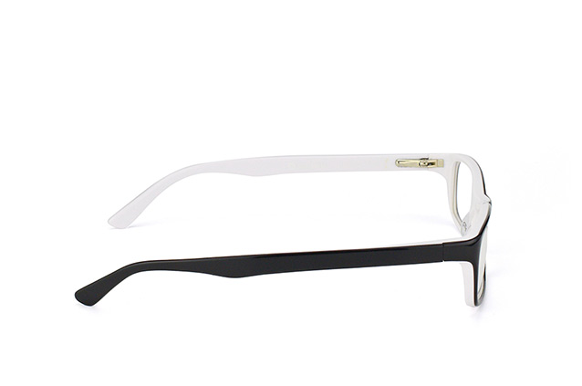 Mister Spex Collection Jagger 1054 002 vue en perpective