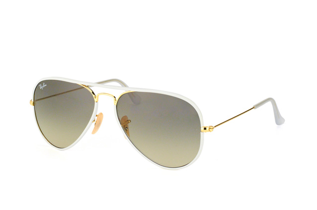 Ray-Ban Aviator Full Colour RB 3025 JM 146/32 Perspektivenansicht