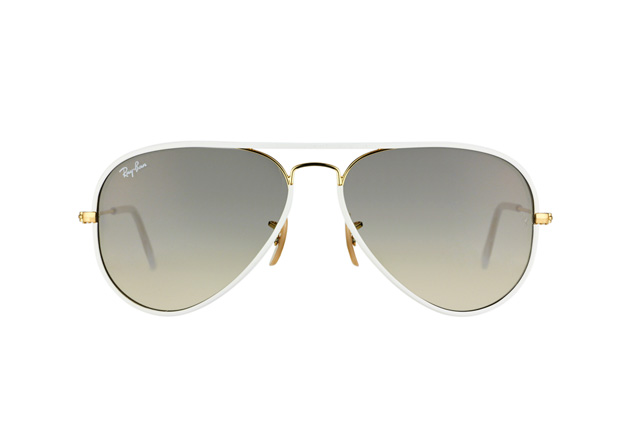 Ray-Ban Aviator Full Colour RB 3025 JM 146/32 perspective view