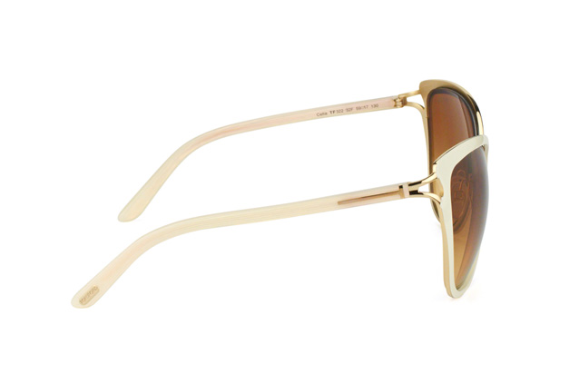 Tom Ford Celia FT 0322/S 32F Perspektivenansicht