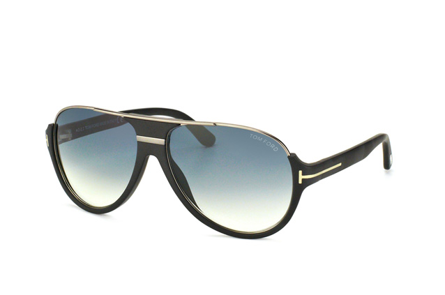 Tom Ford Dimitry FT 0334/S 02W vue en perpective