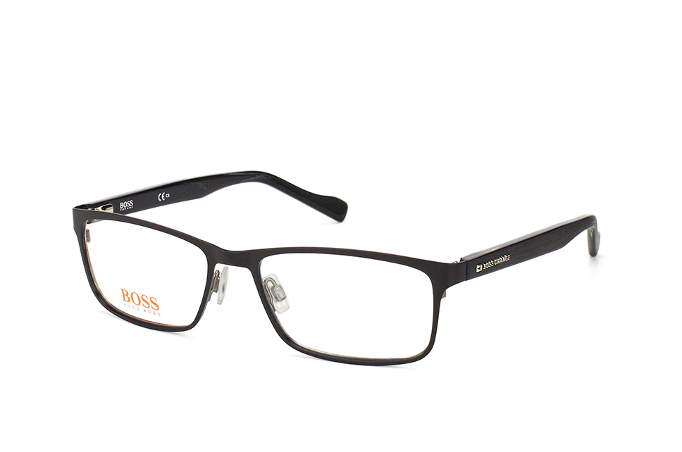 Boss Orange Herren Brille » BO 0215«, braun, 2PE - braun