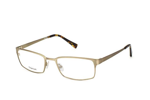 Mister Spex Collection Chrispin Titanium 3006 GUN Perspektivenansicht