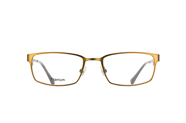 Mister Spex Collection Chrispin Titanium 3006 BWN perspective view