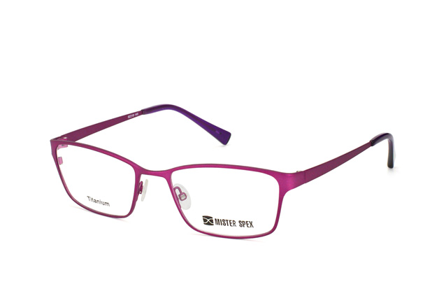 Mister Spex Collection Arley Titanium 3002 PUR vista en perspectiva
