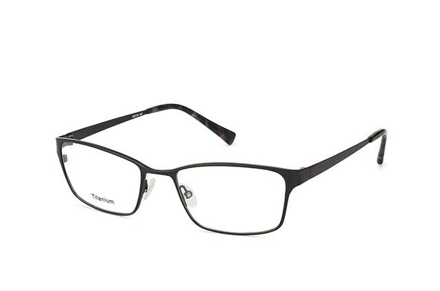 Mister Spex Collection Arley Titanium 3002 BLK Perspektivenansicht