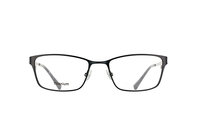 Mister Spex Collection Arley Titanium 3002 BLK perspective view