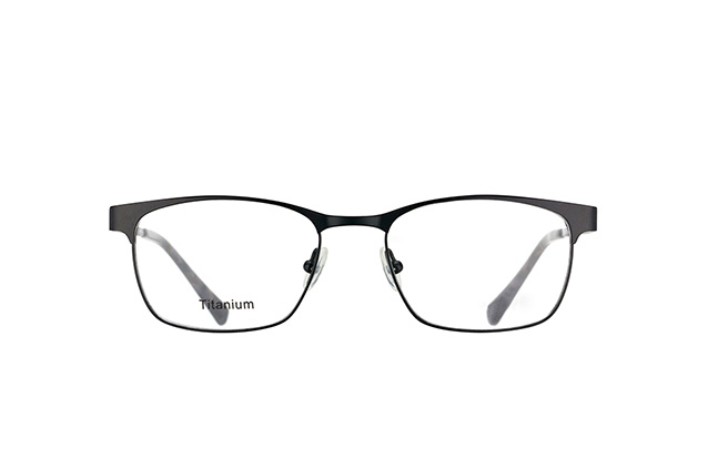 Mister Spex Collection Maxwell Titanium 3004 BLK Perspektivenansicht