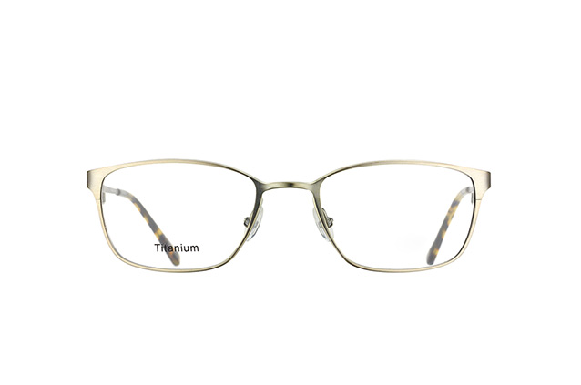 Mister Spex Collection Andelin Titanium 3003 GUN vista en perspectiva