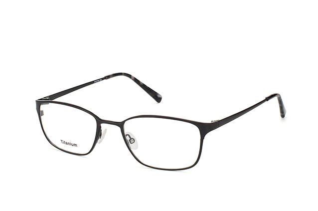 Mister Spex Collection Andelin Titanium 3003 BLK perspective view