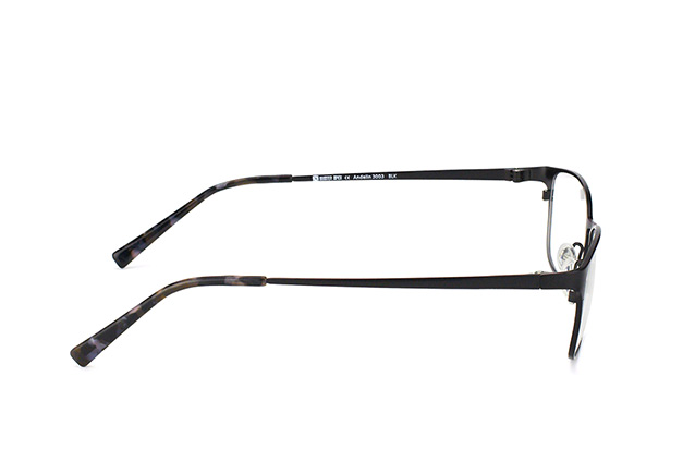 Mister Spex Collection Andelin Titanium 3003 BLK vista en perspectiva