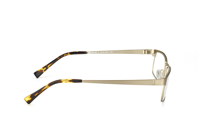 Mister Spex Collection Parton Titanium 3005 GUN Perspektivenansicht