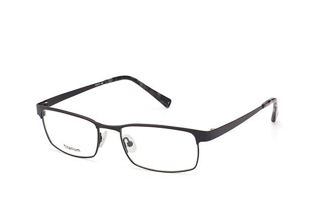 Mister Spex Collection Parton Titanium 3005 BLK Perspektivenansicht