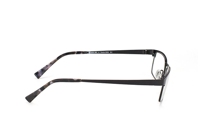 Mister Spex Collection Parton Titanium 3005 BLK vista en perspectiva