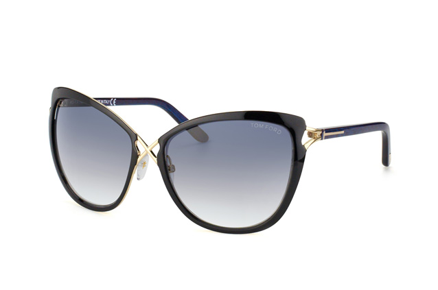 Tom Ford Celia FT 0322/S 32B vista en perspectiva