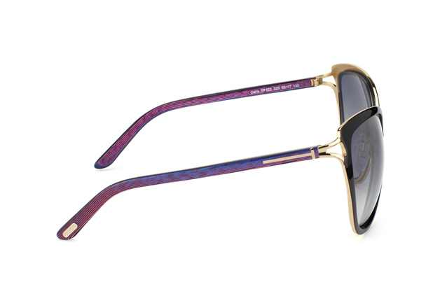 Tom Ford Celia FT 0322/S 32B vue en perpective