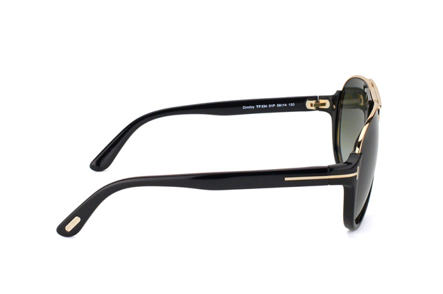 1b3820232 ... Tom Ford Dimitry FT 0334/S 01P. null perspective view; null perspective  view ...