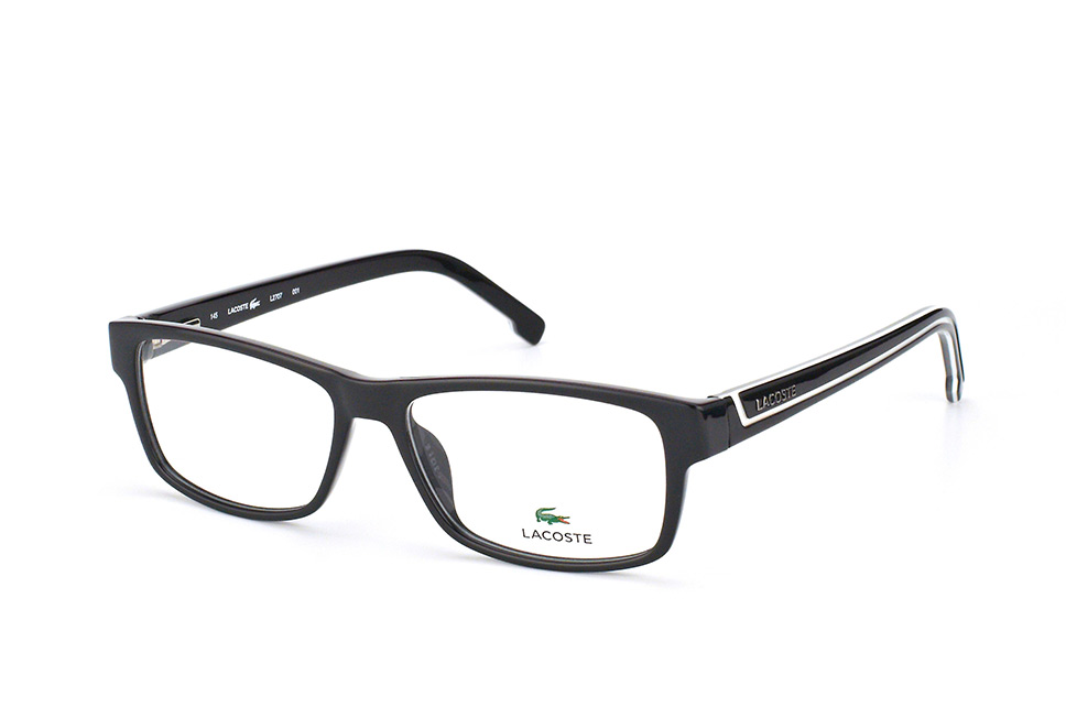 Lacoste Damen Brille » L2691«, schwarz, 001 - schwarz