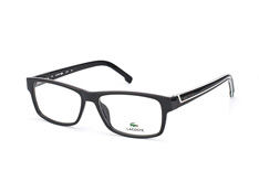 lacoste-l-2707-001-square-brillen-schwarz