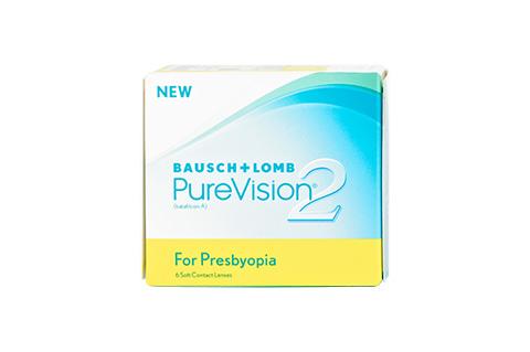 Purevision 2 For Presbyopia - 6/pkt