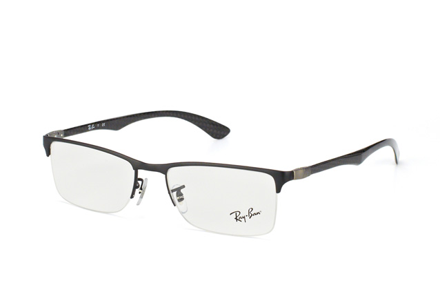 6c04aab50c ... Glasses  Ray-Ban RX 8413 2503. null perspective view ...