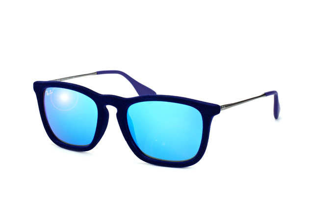Ray-Ban Chris RB 4187 6081/55 perspective view