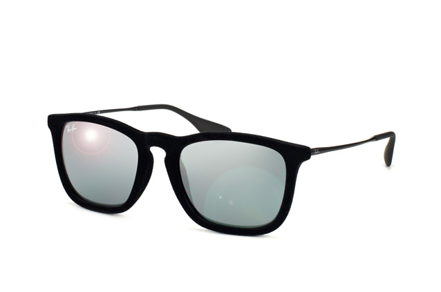 Ray-Ban Chris RB 4187 6075/6G perspective view