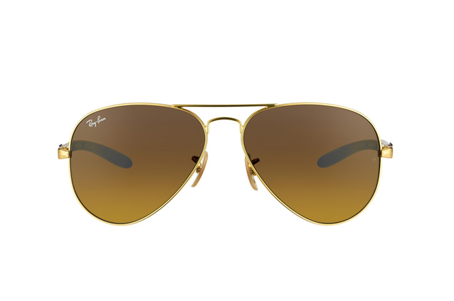 Ray-Ban Aviator Carbon RB 8307 112/85 perspective view