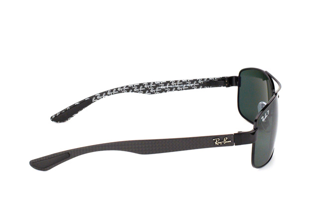 Ray-Ban RB 8316 002/N5 Perspektivenansicht