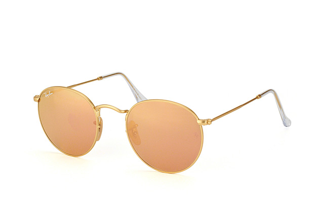 Ray-Ban Round Metal RB 3447 112/Z2 vista en perspectiva