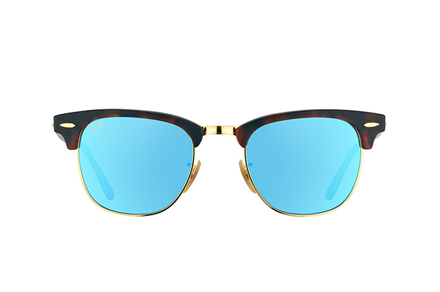 Ray-Ban Clubmaster RB 3016 114517 smal perspective view