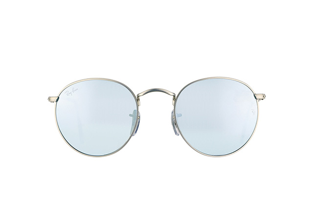 Ray-Ban Round Metal RB 3447 019/30 vista en perspectiva