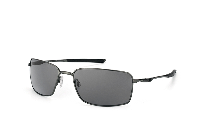 b7d8dd238a7 ... Oakley Sunglasses  Oakley Square Wire OO 4075 04. null perspective view  ...