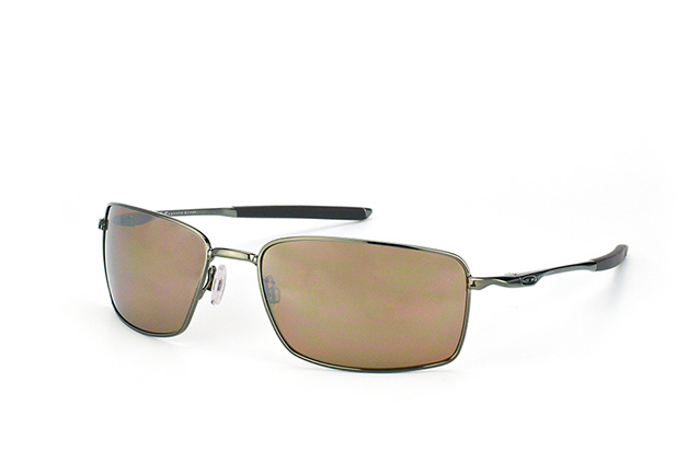 658db3e62a ... Oakley Square Wire OO 4075 06. null perspective view ...