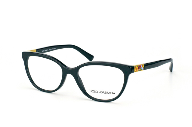 Dolce&Gabbana DG 3188 501 perspective view
