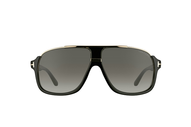 Tom Ford Eliott FT 0335 01P Perspektivenansicht