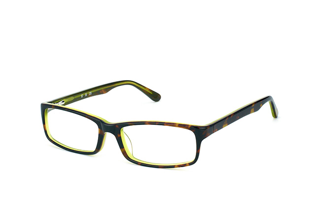 Mister Spex Collection Jagger 1054 004 Perspektivenansicht