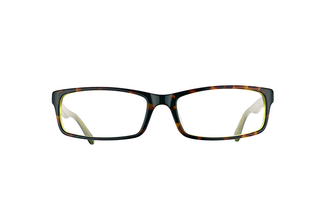 Mister Spex Collection Jagger 1054 004 vista en perspectiva