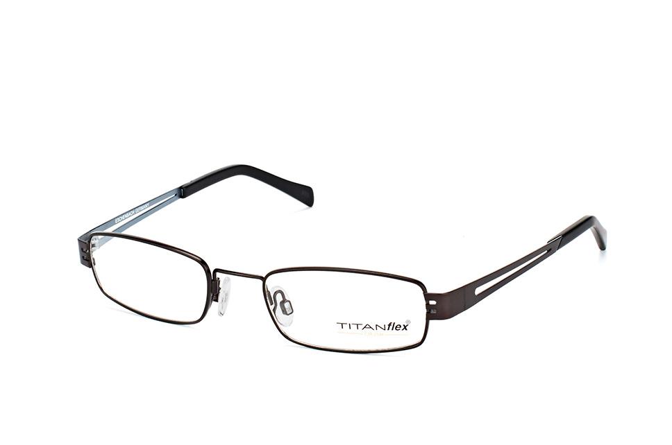 850025 30, Narrow Brillen, Schwarz