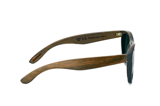 Wood Fellas Jalo Mirror 10499 brown-green vue en perpective