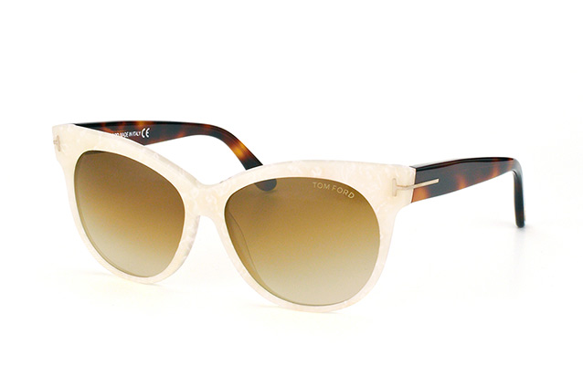 Tom Ford Saskia FT 0330 / S 20F vista en perspectiva