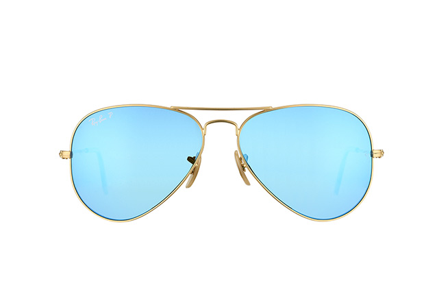 Ray-Ban Aviator large RB 3025 112/4L vista en perspectiva