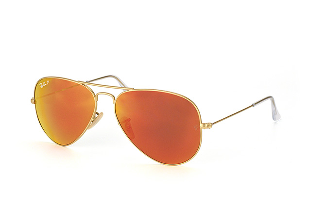 Ray-Ban Aviator Large Metal RB 3025 112/4D perspective view