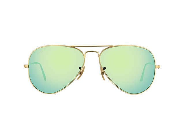 Ray-Ban Aviator large RB 3025 112/P9 Perspektivenansicht