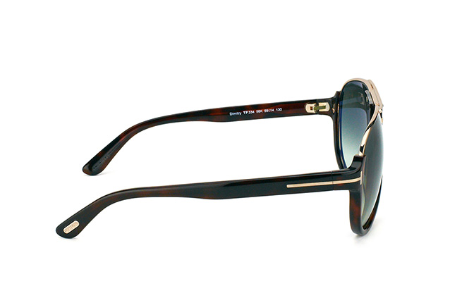 Tom Ford Dimitry FT 0334/S 56K vue en perpective
