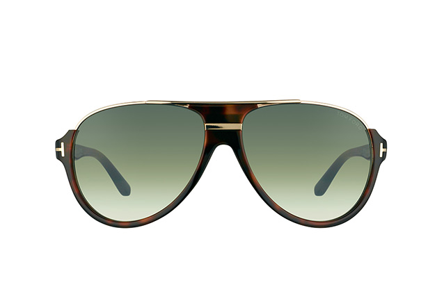 Tom Ford Dimitry FT 0334/S 56K vista en perspectiva