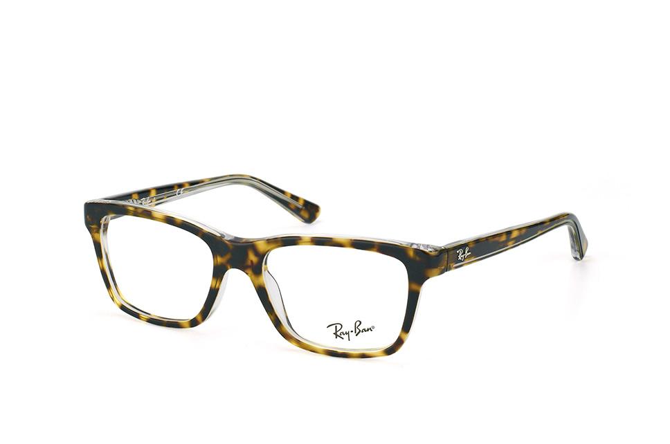 ray ban sehbrille braun